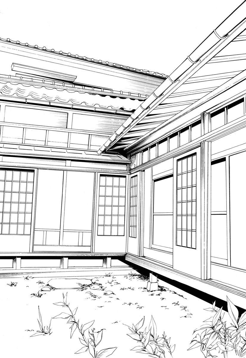 漫画漫画手绘家庭教师日文场景图片