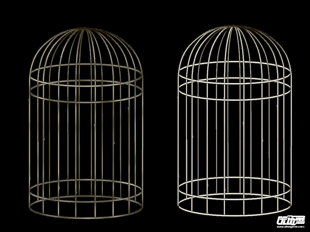 鸟笼素材 - 优动漫 动漫创作支援平台