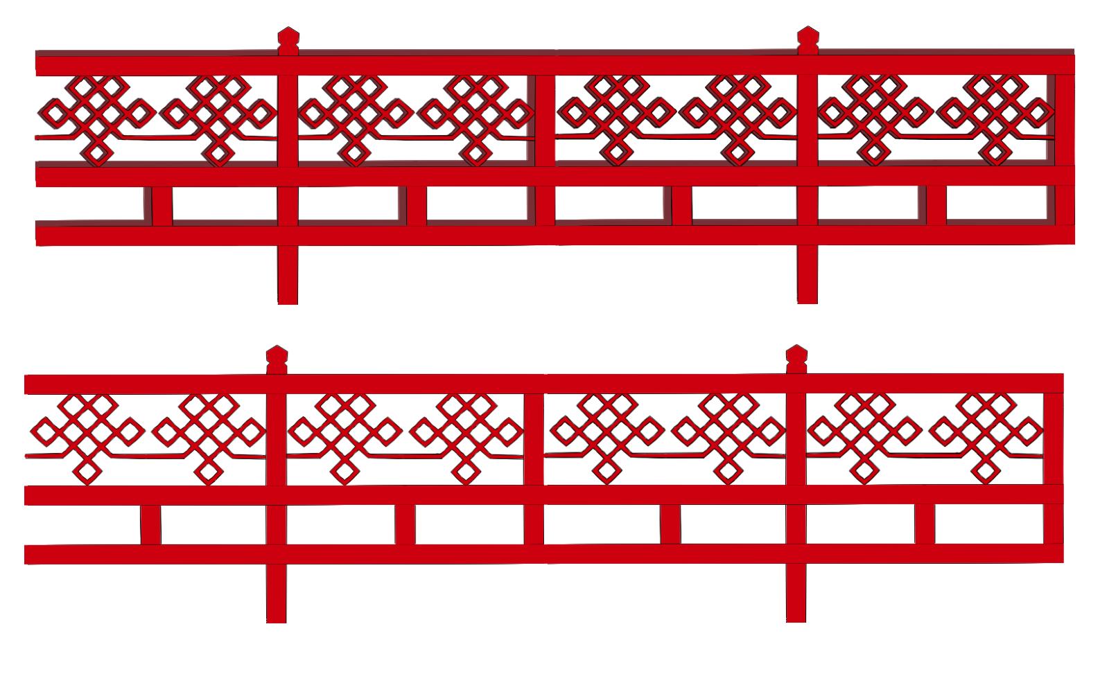 红火热闹的中华风素材~ - 优动漫 动漫创作支援平台
