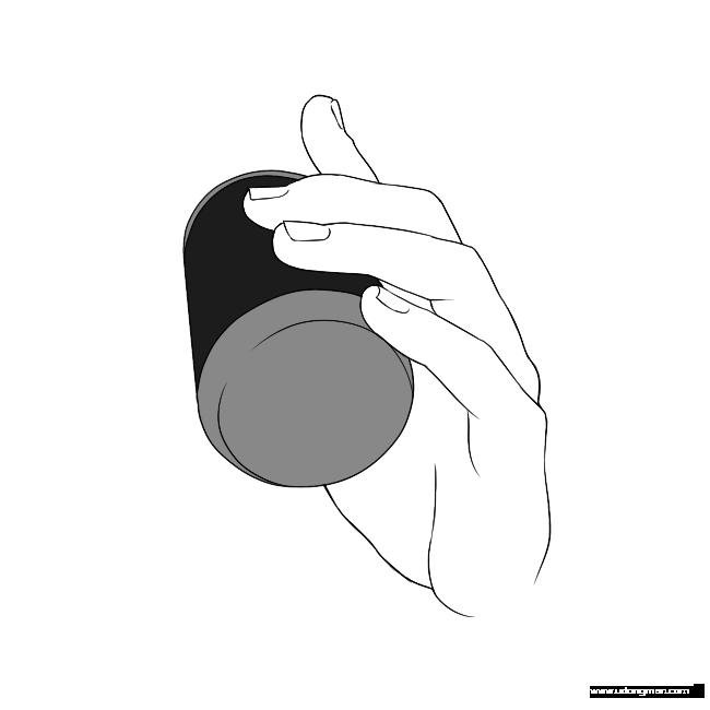 单手比心的手势表情包分享展示