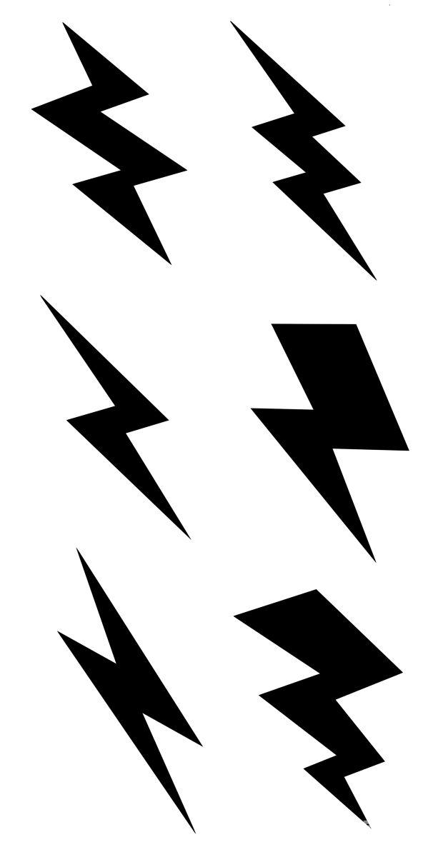 闪电背景素材 - 优动漫 动漫创作支援平台