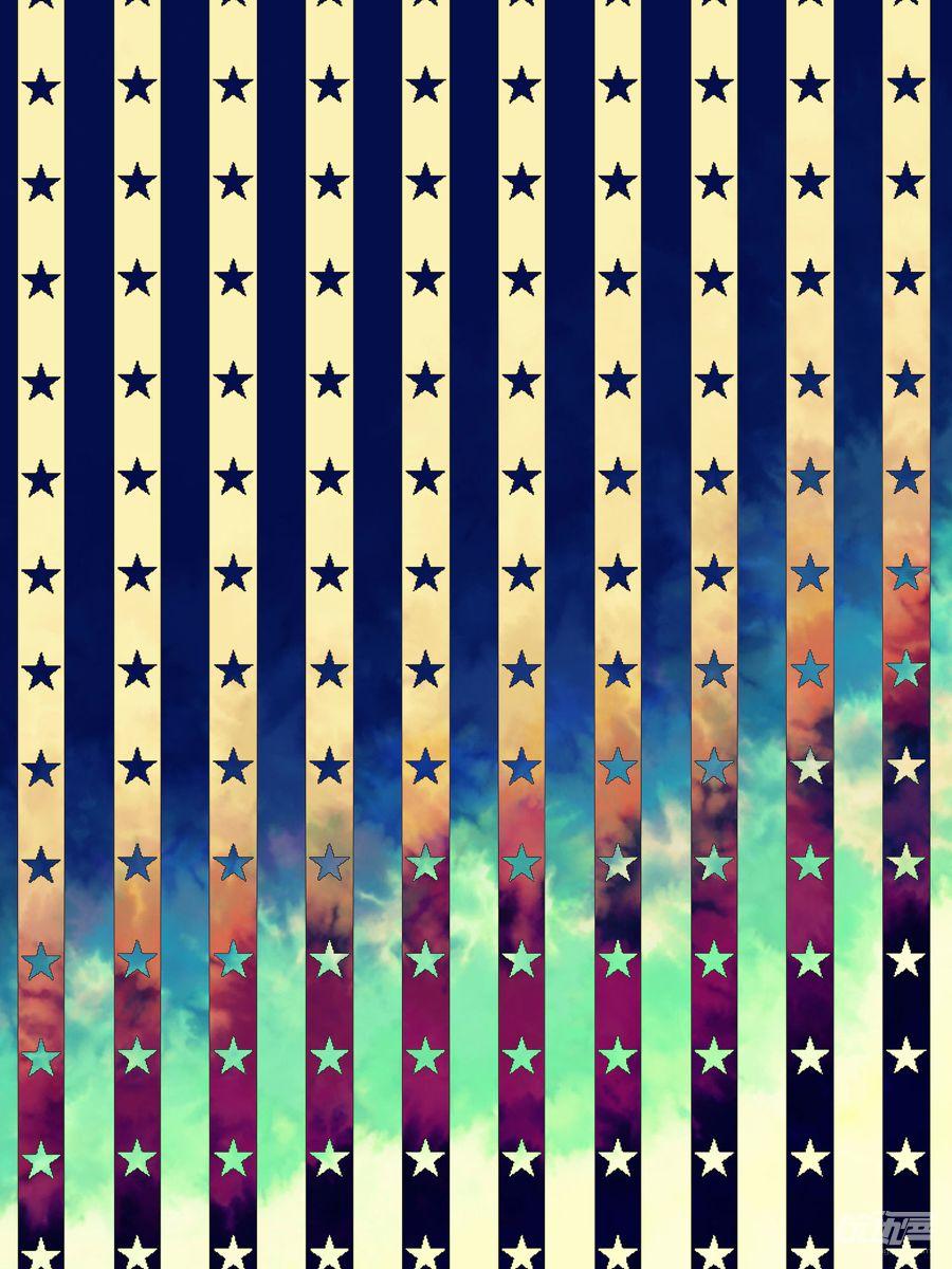 很多星星矢量图