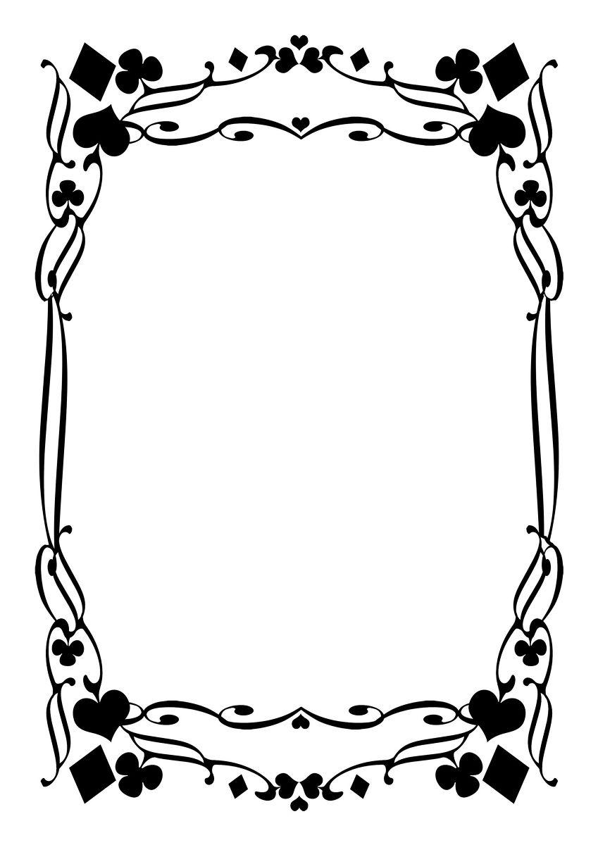 ppt背景图卡通框架