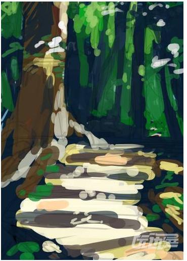 a4背景素材竖版纯色