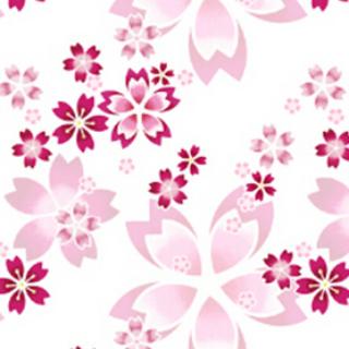 红花飘散形成的花纹图像素材
